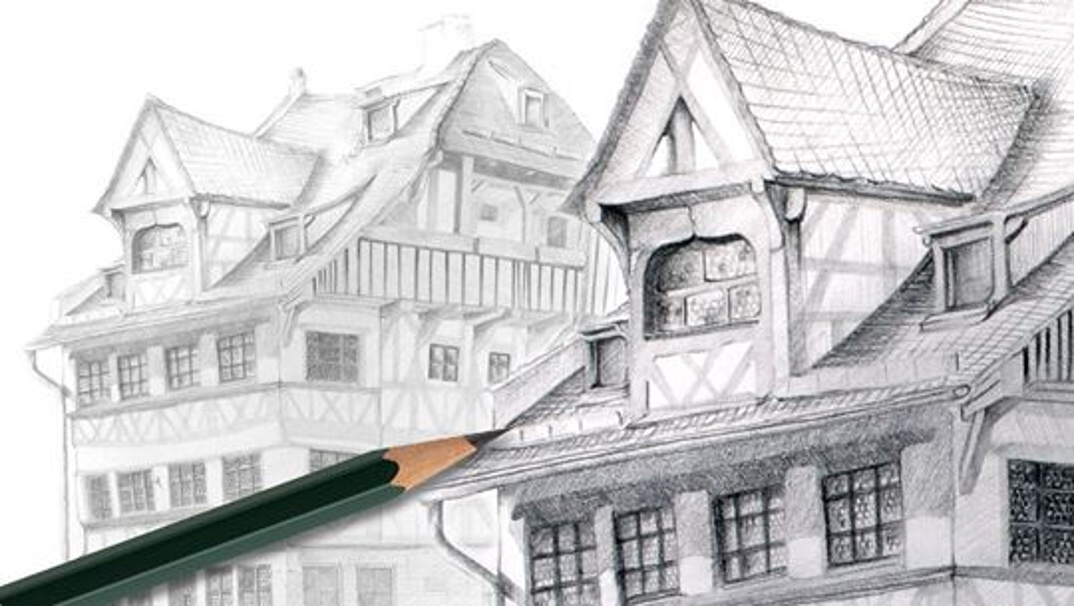 architektur zeichnen