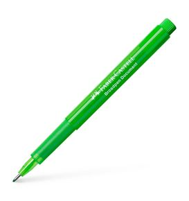 Faber-Castell - Fineliner Broadpen 1554 light green