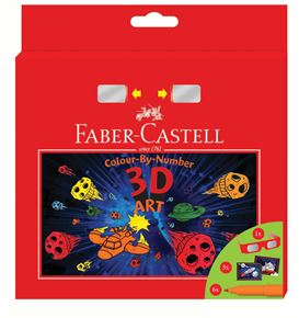 Faber-Castell - Set Feutres Connector 3D