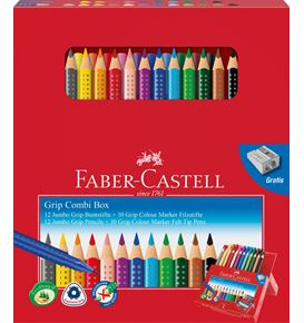 Faber-Castell - Grip Combi Box