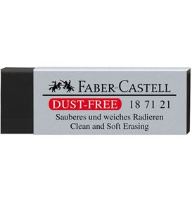 Faber-Castell - Gomme Dust-free black