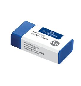 Faber-Castell - Gomme Dust-free bleue