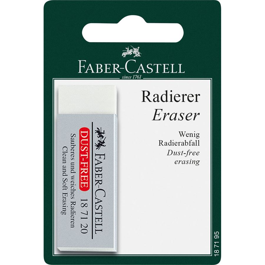 Faber-Castell - Gomme Dust-free (1x)