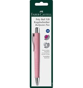 Faber-Castell - Blister Stylo-bille Poly Ball coul.ass.