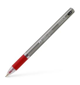 Faber-Castell - Speedx ballpoint pen, 1.0 mm, red