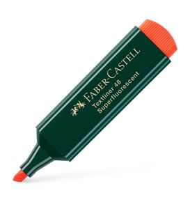 Faber-Castell - Textliner 48 Superfluorescent, orange