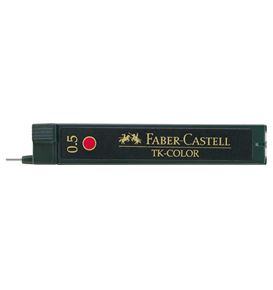 Faber-Castell - Mines 0,5 TK-Color rouge 9085/R
